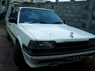Toyota Carina AT150 1987