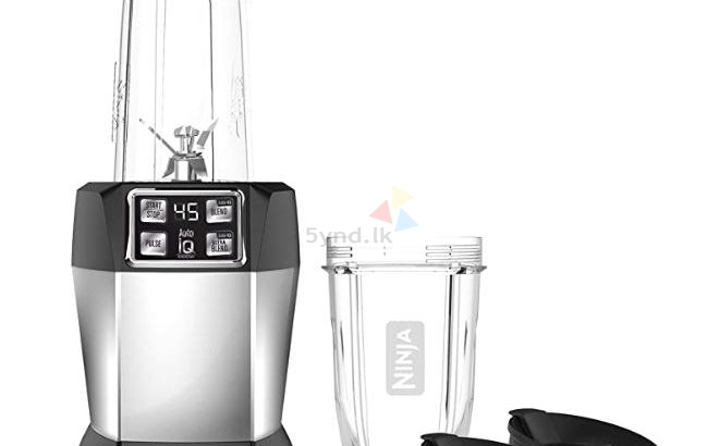 Nutri Ninja Auto IQ 1000w Blender