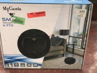 Robotic Smart Vacuum