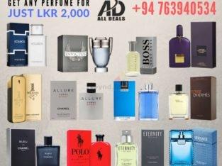 Men's Exclusive Perfume