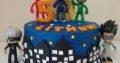 Birthday Cakes For Boys