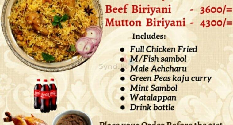 Dum Biriyani With Sawan – Eid Special