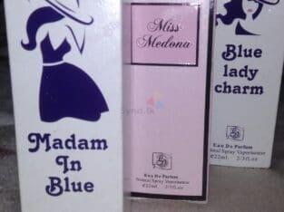 Madam In Blue – Ladies Perfume