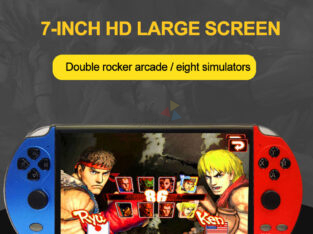 "Handheld 8GB 4.3"" PSP"