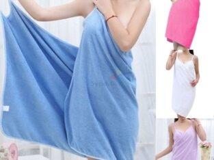 Women's Bath Ta robe