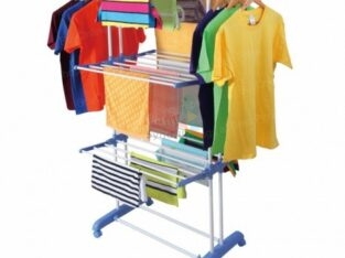 New Clothes Drying Rack /3 layer