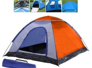 High Quality Waterproof 4 Person Camping Tent