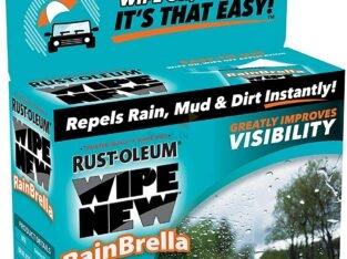High Quality Wipe New Rain Brella