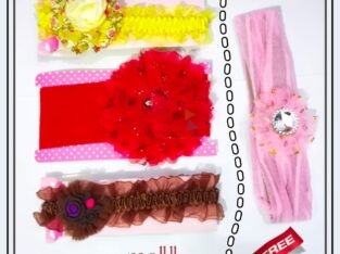 Hair Bands for Baby Girls