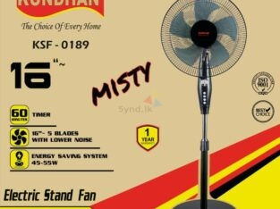 Kundhan Electric Stand Fan