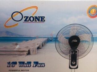 O Zone Wall Fan