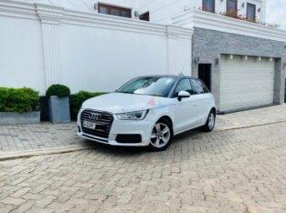 2017 Audi A1 S Tronic