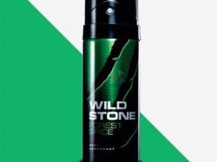 WILD STONE DEO'S