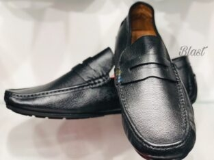 ★ PURE GENUINE LEATHER LOAFERS
