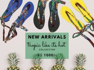 New Arrival Slippers