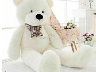 🔥 Giant Teddy Bear (5 feet/150cm/60″)