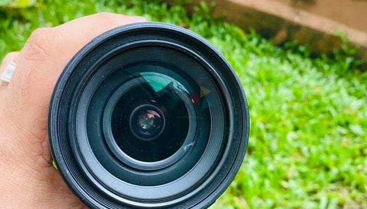 TAMRON Canon Mount 17-50mm f/2.8 LENS