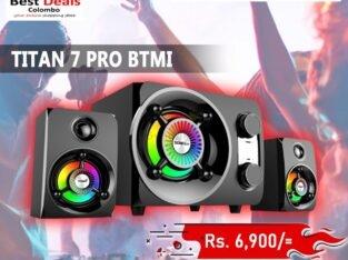 Titan 7 Pro BTMI