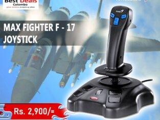 Genius Max Fighter F17 Joystick