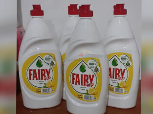 Fairy Lemon Floor Cleaner 750ml