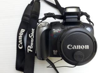 CANON CAMERA SX10IS