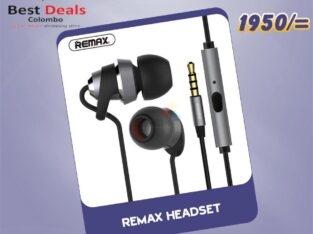 Remax Headset