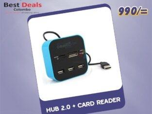 Hub 2.0 Card Reader