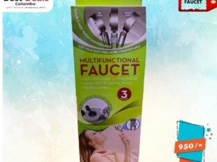 Multi Functional Faucet