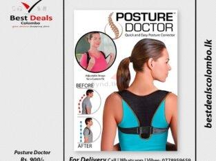 Posture Doctor Back Support