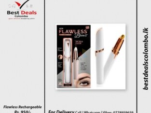 Flawless Brows Rechargeable