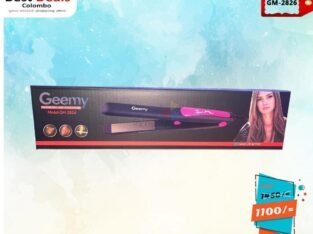 Geemy GM-2826 Hair Straighter