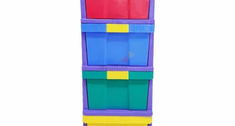 ROYAL CUPBOARDS 4 DRAWERS