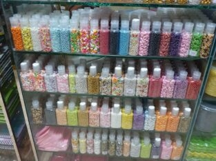 Sprinkles For Cakes/Cup Cakes