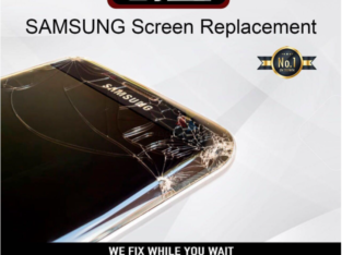 SAMSUNG Screen Replacement