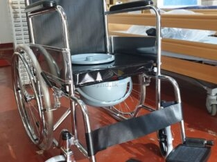 Commode Wheel Chair