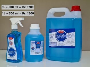 Hand Sanitizer Offer