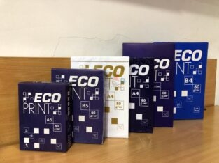 ECO Print papers