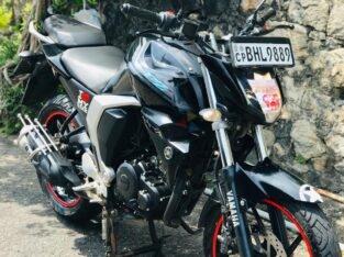 Yamaha FZ Black 2018