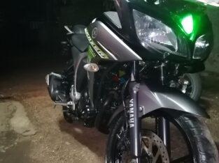 Yamaha Fazer 2016