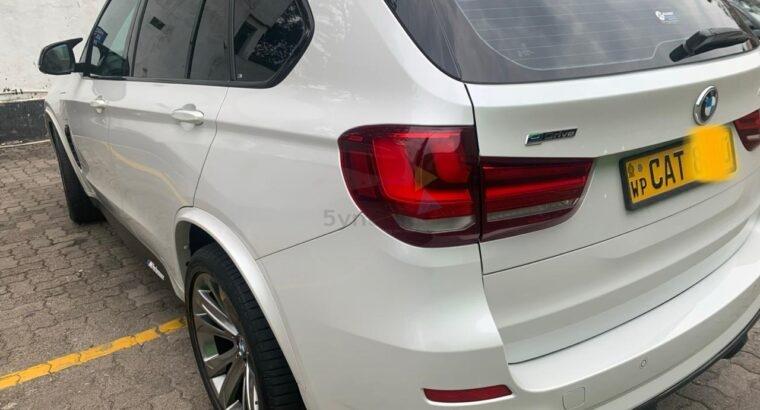 BMW X5 M Sport E-Drive 2016