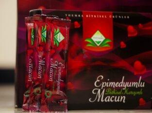 Themra Epimedium Macun Herbal