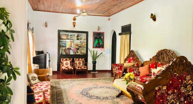 GINTHOTA BUNGALOW FOR SALE