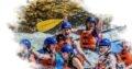Water Rafting At Kithulgala
