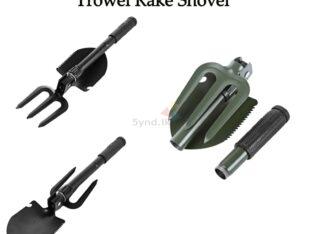 Camping Trowel Rake Shovel