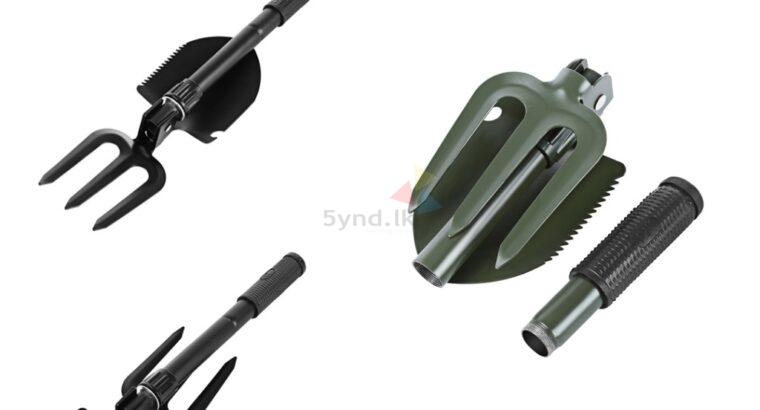 Lightweight Portable Shovel