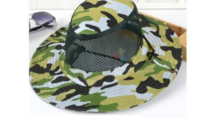 Summer Bucket Hat For Sale