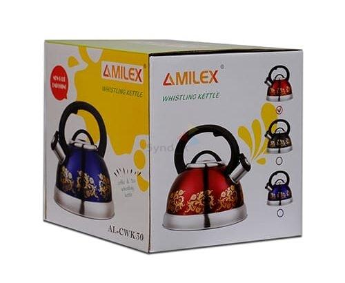 Amilex Whistling kettle