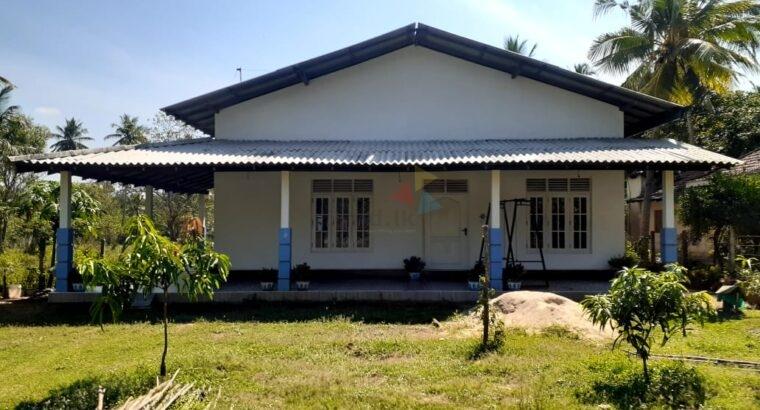 House For Sale In Bingiriya
