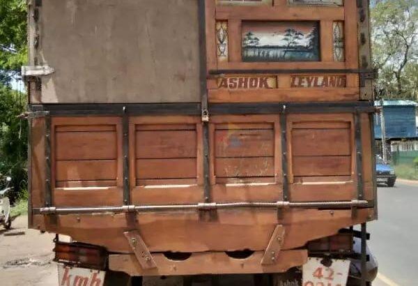 Ashok Leyland Lorry 1982