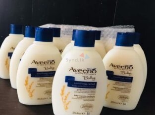 Aveeno Baby Soothing Relief Emollient Wash 354ml